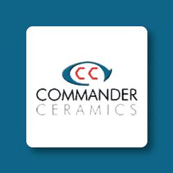COMMANDER CERAMICS